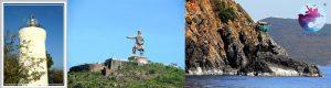 Hải Đăng Phước Mai, Tượng Đức Thánh Trần Hưng Đạo, Đảo Yến Quy Nhơn