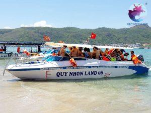 Tour du lịch Kỳ Co Hòn Khô - Khám phá 2 Đảo
