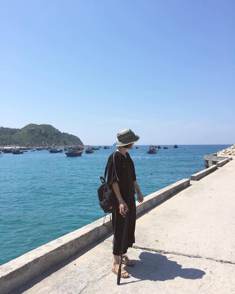 Du lịch Cù Lao Xanh - Bluesea lung linh là có thật