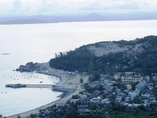 Du lịch đảo Cù Lao Xanh - hòn ngọc trên biển