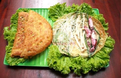 Địa điểm ăn ngon tại Quy Nhơn Bình Định
